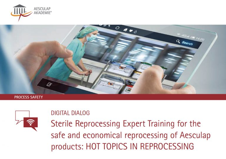 Hot Topics in Reprocessing - Sterile Reprocessing Expert Training